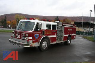 1991 American LaFrance Century Series Fire Truck