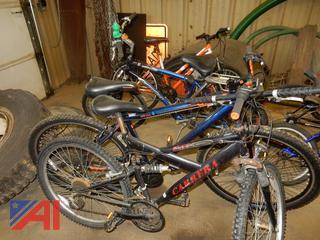 Bicycles & Bike Trailer
