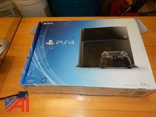 Sony PS 4 - Play Station