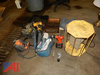 Power Tools - Sanders, Drills and More