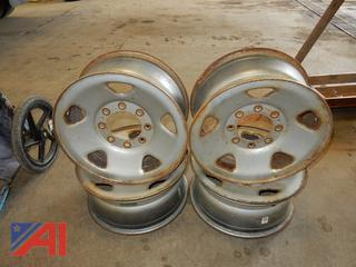 """17"""" Ford Truck Rims"""