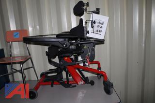 Adaptive Standing Chair