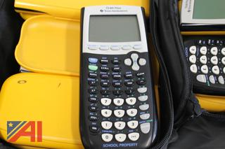 Texas Instrument TI-84 Graphing Calculators