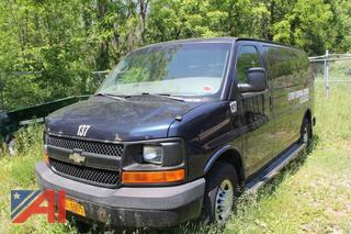 2009 Chevy Express LS 2500 Van