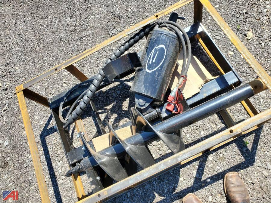 New Import Skid Steer Equipment-NY #25259