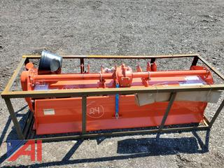 2021 3 Point Hitch Mower King Rotary Rototiller