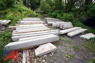 Granite Curbing Pieces