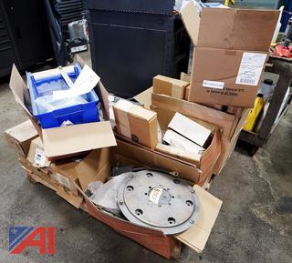 Pallet of Automotive Service Stock
