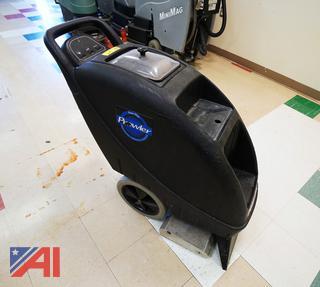 Powr-Flite Carpet Extractor