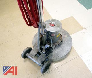 "General Rotary #GF21A 21"" Floor Buffer"