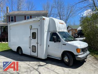 2004 Ford E450 Office Truck