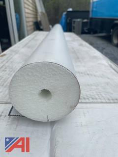 """48"""" Copper Pipe Foam Insulation"""