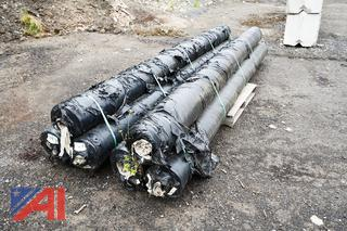 Rolls Of Ground Stabilization Fabric