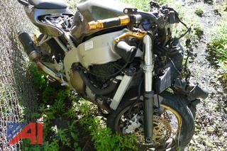 2005 Kawasaki ZX600-J Cycle