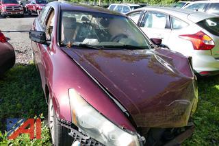 2009 Honda Accord LX 4 Door Sedan