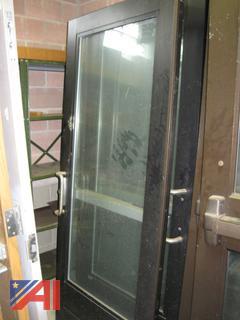 Steel Door-Full View