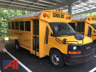 (#221) 2007 GMC Savana G3500 Mini School Bus