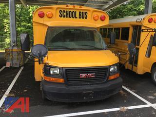 (#215) 2007 GMC Savana G3500 Mini School Bus