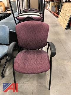 Maroon Chairs