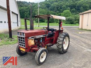 1980 International 484 Tractor