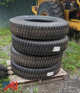 Goodyear Recap Tires