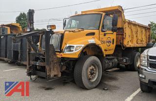2004 International WorkStar 7600 Dump Truck