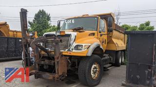 2006 International WorkStar 7600 Dump Truck