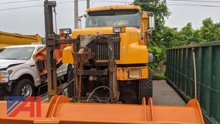 2004 International Paystar 5600i Dump Truck & Plow