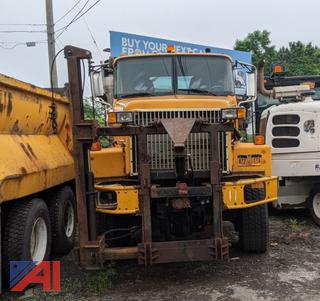2003 International Paystar 5600 Spreader Truck