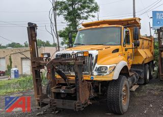 2007 International WorkStar 7600 Dump Truck