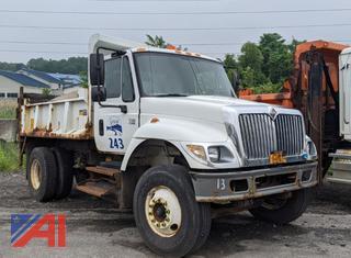 2003 International WorkStar 7300 Dump Truck