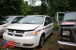2008 Dodge SE Grand Caravan