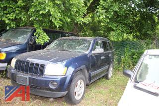 2005 Jeep Grand Cherokee Laredo SUV