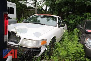 2008 Ford Crown Victoria Sedan