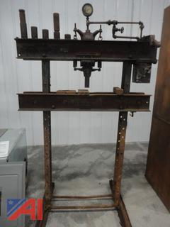 Vintage Manley Press
