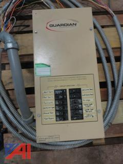 Guardian Generator Backup Transfer Switch