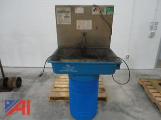 Crystal Clean Parts Washer