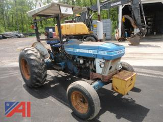 1985 Ford 4610 Tractor