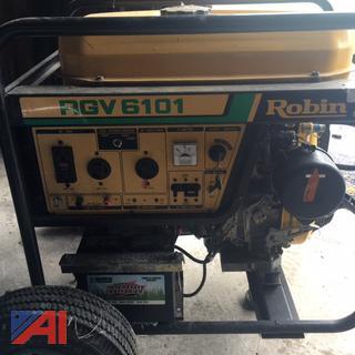 Robin Generator