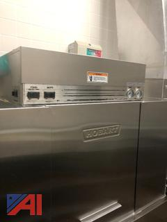 Dishwasher Counters & Booster Heater