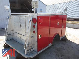 Aluminum Brush Fire Utility Box