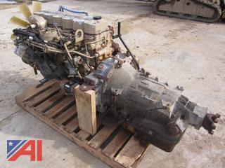 24V Cummins ISB Engine with Allison Transmission