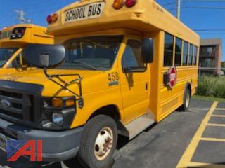 2010 Ford/Collins E450 Mini School Bus