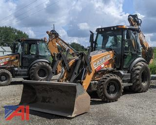 REDUCED BP 2018 Case 580 Super NWT Extend-A-Hoe