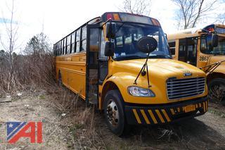 (#1035) 2011 Freightliner/Thomas B2 School Bus