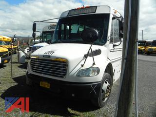 (#1201) 2013 Freightliner B2 Bus with Wheelchair Lift