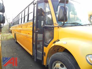 (#1037) 2011 Freightliner B2 School Bus