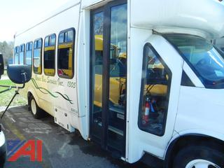 (#1305) 2013 Chevy Express G4500 Bus