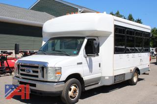 2010 Ford E450 Wheelchair Bus