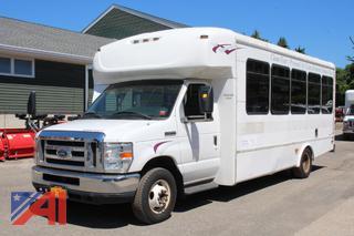 2011 Ford E450 Wheelchair Bus